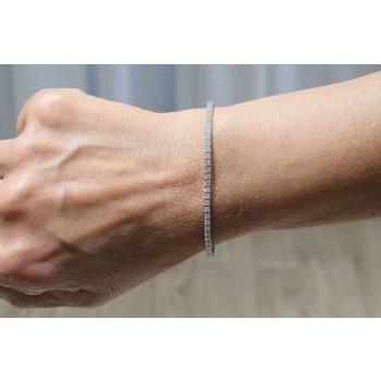 Naira & C 1.55ct Diamond Tennis Bracelet 0TK1XX - Beverly Hills Watch Company