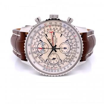 Breitling Navitimer Datora 43mm Stainless Steel A2133012/G746-739P 3MKHXA - Beverly Hills Watch Company