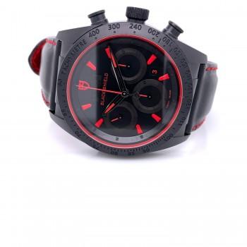 Tudor Fastrider Black Shield 42mm Chronograph Ceramic Case 42000CR-0002 3MZW28 - Beverly Hills Watch Company
