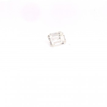 Emerald Cut Diamond 2ct J VS2 GIA 4QU2PE