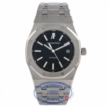 Audemars Piguet Royal Oak 39MM Automatic Stainless Steel Black Dial 15300ST.OO.1220ST.03 XNV81L - Beverly Hills Watch Company Watch Store