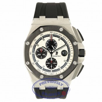 Audemars Piguet Royal Oak Offshore Silver Dial 26400S0.00.A002CA.01 ULZJE2- Beverly Hills Watch