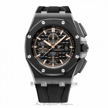 Audemars Piguet Offshore Ceramic 44mm Black Ceramic Case 26405CE.OO.A002CA.02 - Beverly Hills Watch