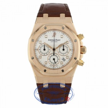 Audemars Piguet Royal Oak Chronograph 26022OR.OO.D088CR.01 - Beverly Hills Watch