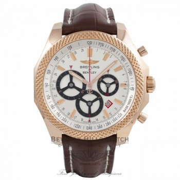 Breitling Barnato Racing 18k Rose Gold Limited Edition R2536621/G733 - Beverly Hills Watch Company Watch Store