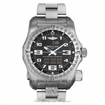 Breitling Professional Emergency ll 51mm E76325U1/ BC02 Q3HMWA - Beverly Hills Watch Company