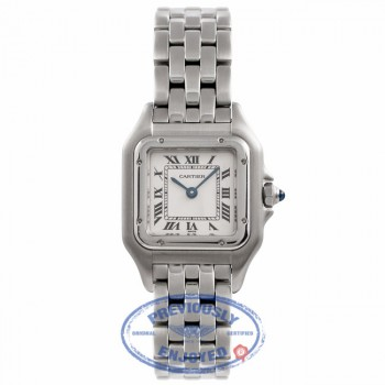 Cartier Panthere Ladies Stainless Steel W25033P5 DU6WH1 - Beverly Hills Watch Company Watch Store
