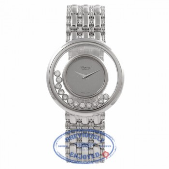Chopard Happy Diamonds Classic Floating Diamonds Ladies Watch 305939 Beverly Hills Watch Company
