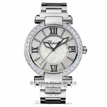 Chopard Imperiale Automatic 40mm Stainless Steel 388531-3004 C91M2W - Beverly Hills Watch
