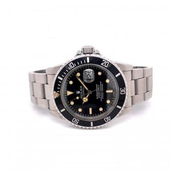 Rolex Submariner Stainless Steel Submariner 16800 D52F5Q
