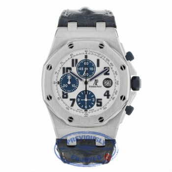 Audemars Piguet Royal Oak Offshore Chronograph Navy 42mm 26170ST.OO.D305CR.01 - Beverly Hills Watch