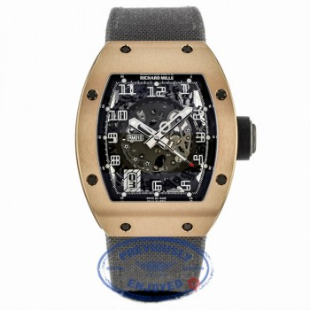 Richard Mille RM-10 automatic 48mm RM-10-RG - Beverly Hills Watch