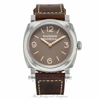 Panerai Radiomir 1940 3 Days Acciaio 47mm PAM00662 - Beverly Hills Watch