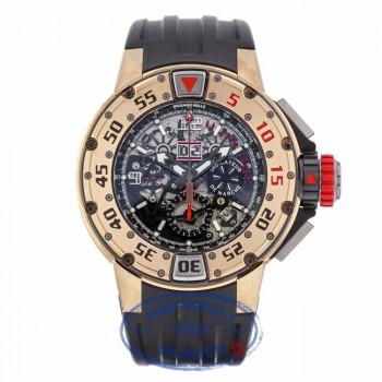 Richard Mille RM032 Diver Rose Gold RM032 AL/RG - Beverly Hills Watch