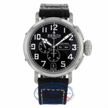 Zenith El Primero Pilot Automatic Chronograph 03.2430.4054/21.C721 - Beverly Hills Watch