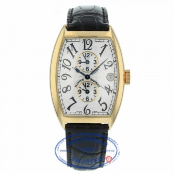 Franck Muller Master Banker 18k Rose Gold 6850MB - Beverly Hills Watch