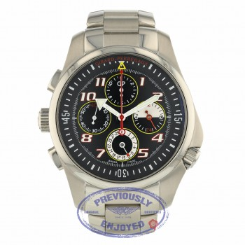 Girard Perregaux R&D Chronograph Watch 49930.1.11.6656 EMET9H - Beverly Hills Watch Company