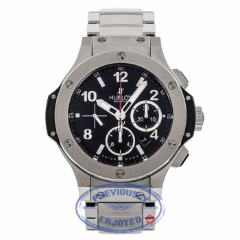 Hublot Big Bang 44MM Stainless Steel 301.SX.130.S AVUFIV - Beverly Hills Watch Company Watch Store