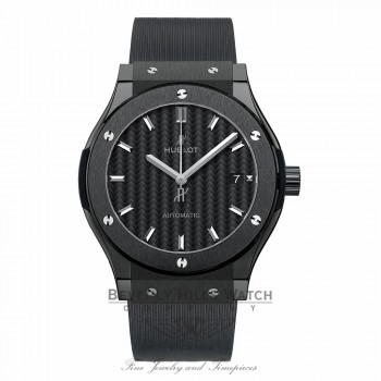 Hublot Classic Fusion Automatic Black Dial 511.CM.1771.RX P7HHFZ - Beverly Hills Watch