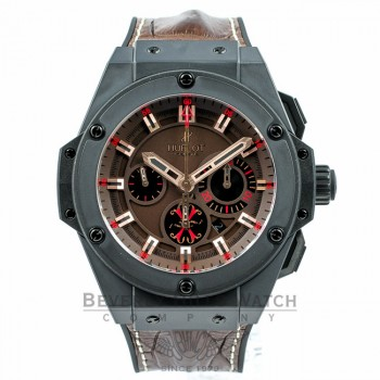 Hublot King Power Arturo Fuente OPUS X Ceramic Watch 703.CI.3113.HR.OPX12 Beverly Hills Watch Company Watches