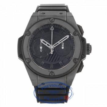 Hublot King Power Foudroyante All Black 715.CI.1110.RX JAR2TR - Beverly Hills Watch Company