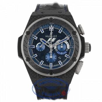 Hublot King Power Interlagos Matte Black Dial Chronograph 703.QM.1129.HR.F1L11 VQF3QC - Beverly Hills Watch Company