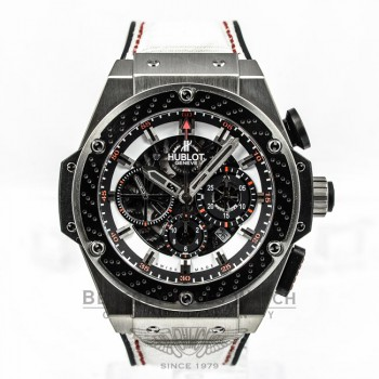 Hublot King Power F1 Suzuka Limited Edition Black Ceramic and Zirconium Watch 710.ZM.1123.NR.FJP11 Beverly Hills Watch Company Watches