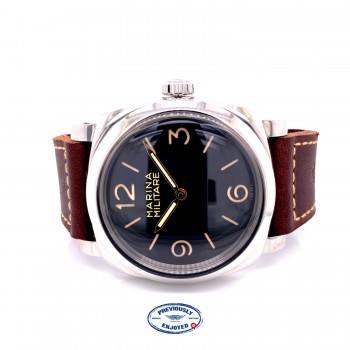 Panerai Radiomir 1940 3 Days 47mm Marina Militare Limited PAM 587 HZDAD9 - Beverly Hills Watch