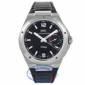 IWC Big Ingenieur 7 Day Power Reserve 45mm Watch IW5005-01 The Beverly Hills Luxury Watch Store