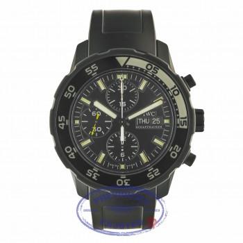 IWC Aquatimer Galapagos  IW376705 XYYH7T - Beverly Hills Watch Company