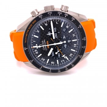 Omega Speedmaster HB-SIA Solar Impulse 44mm Titanium 321.92.44.52.01.003 J96UF0 - Beverly Hills Watch Company
