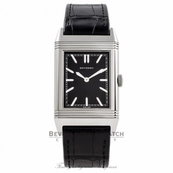 Jaeger LeCoultre Reverso Ultra Thin 1931 Stainless Steel Q2788570 LQDDNV - Beverly Hills Watch Company Watch Store