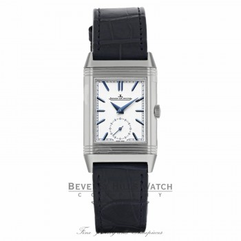 Jaeger LeCoultre Reverso Tribute Duoface Q3958420 7F0ZAA - Beverly Hills Watch