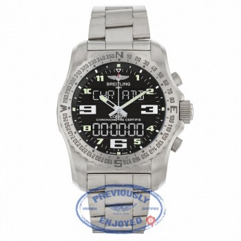 Breitling Cockpit B50 46mm Titanium EB501022/BD40/176E - Beverly Hills Watch