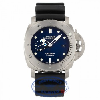Panerai Special Edition Luminor Submersible 1950 Regatta PAM00371 - Beverly Hills Watch