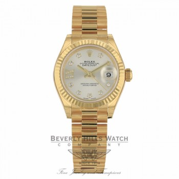 Rolex Datejust Lady President 28mm 279178 - Beverly Hills Watch