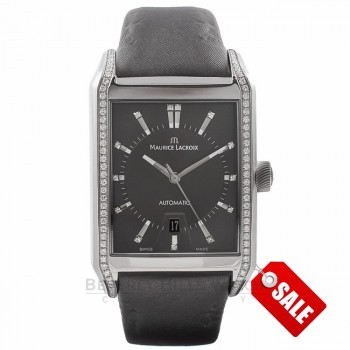 Maurice Lacroix Ladies Pontos Automatic Stainless Steel Grey Dial PT6257 SD501 150 -15997