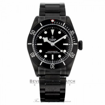 Tudor Heritage black Bay 41mm M79230 37P6UC - Beverly Hills Watch