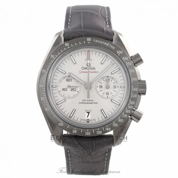 Omega Speedmaster Grey Side of the Moon Watch 311.93.44.51.99.001 67LLJN - Beverly Hills Watch Company Watch Store