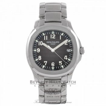 Patek Philippe Aquanaut Stainless Steel 5167/1A-001 XU1E49 - Beverly Hills Watch Company Watch Store