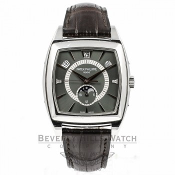 Patek Philippe Annual Calendar Platinum Watch 5135P-001 Beverly Hills Watch Company