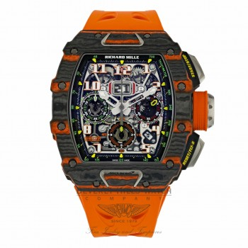 Richard Mille RM 11-03 McLaren Carbon Chronograph TH63LF - Beverly Hills Watch