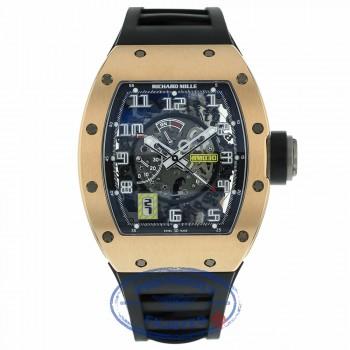 Richard Mille RM030 Rose Gold Titanium Case RM030AORG 08D2FL - Beverly Hills Watch