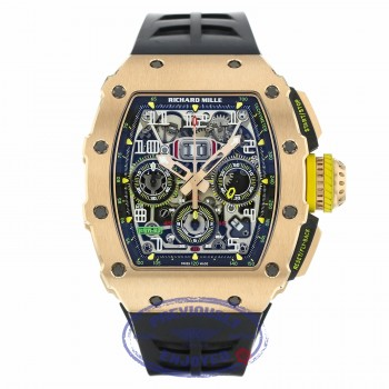 Richard Mille RM 11-03 Automatic Flyback Chronograph Felipe Massa RM11-03RG PT5R84 - Beverly Hills Watch