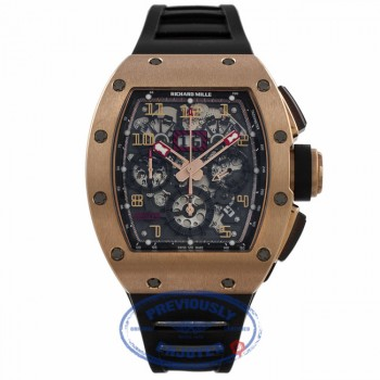 "Richard Mille RM 011 Felipe Massa Flyback Chronograph ""Red Kite"" RM011 AM TI/3234 RTENDZ - Beverly Hills Watch Company Watch Store"