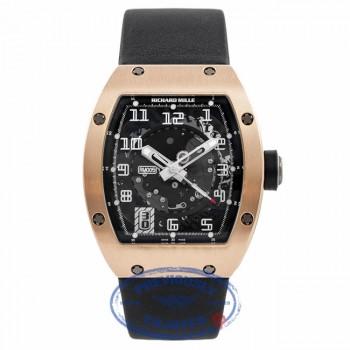 Richard Miller RM 005 18K Rose Gold 6GZUPL - Beverly Hills Watch Company Watch Store