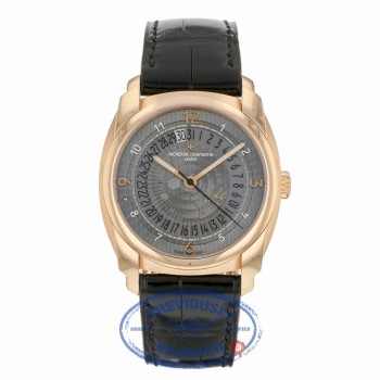 Vacheron Constantin Quai de l'Ile Automatic 18k Rose Gold 86050/000R-20P29 ZVR4WD - Beverly Hills Watch