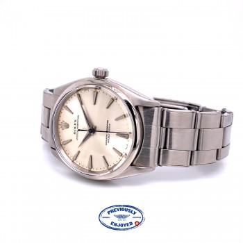 Rolex Oyster Perpetual 34mm Vintage Automatic Watch 1002