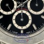 Rolex Daytona Zenith Black Dial Inverted Six Stainless Steel 16520 ZT9L0A